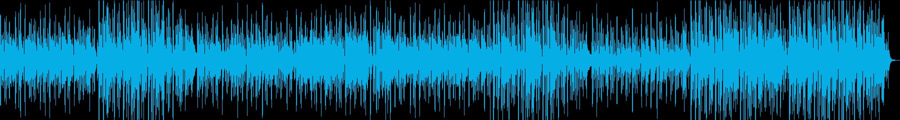 ファンク レトロ お笑い 面白い ...の再生済みの波形