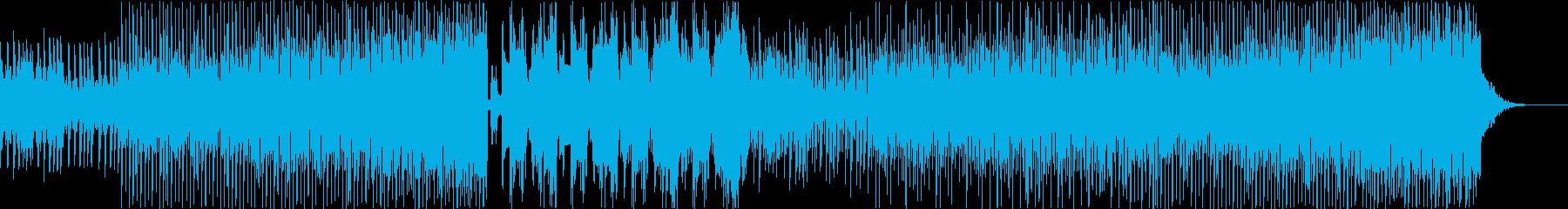 EDM Eゲーム バトル 激闘 イベントの再生済みの波形