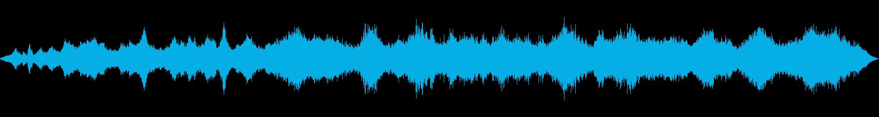 テンプルウィンドエンドレスエボルビ...の再生済みの波形