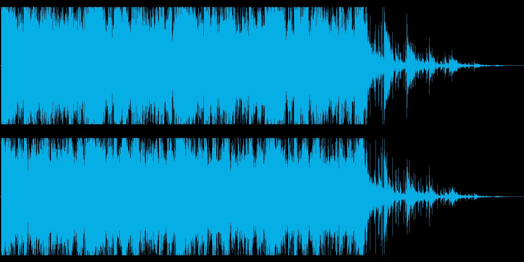 映画/壮大/力強いBGM_No394_4の再生済みの波形