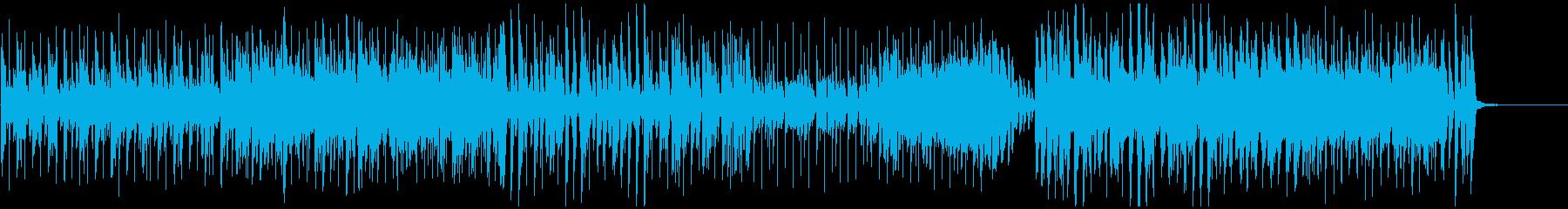 上質な雰囲気をもったテンポ感ある曲です。の再生済みの波形
