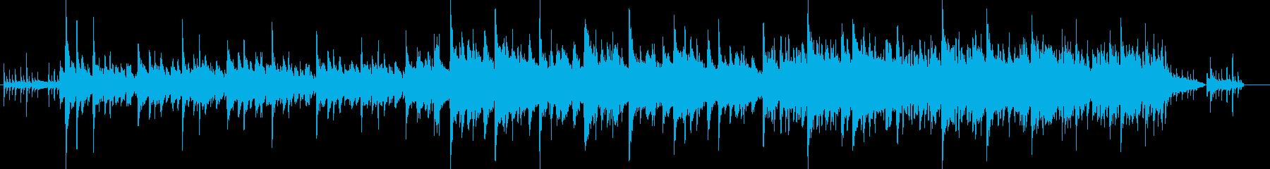 美しいハーモニクスをクールなビートでの再生済みの波形