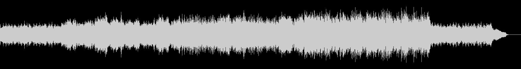 企業VP映像、136オーケストラ、爽快bの未再生の波形