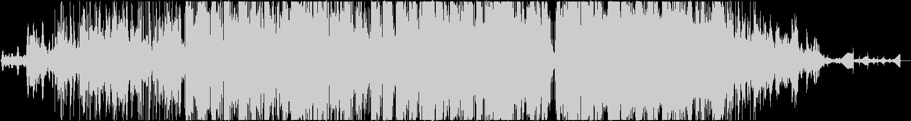 実験的 ロック ポストロック 透明...の未再生の波形