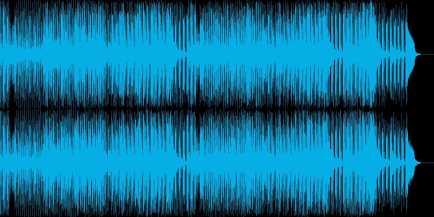 【フル尺】遊園地で流れる賑やかなBGMの再生済みの波形