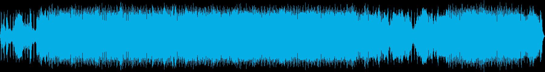 ラウンジ、テクノロジー。ニュージャ...の再生済みの波形