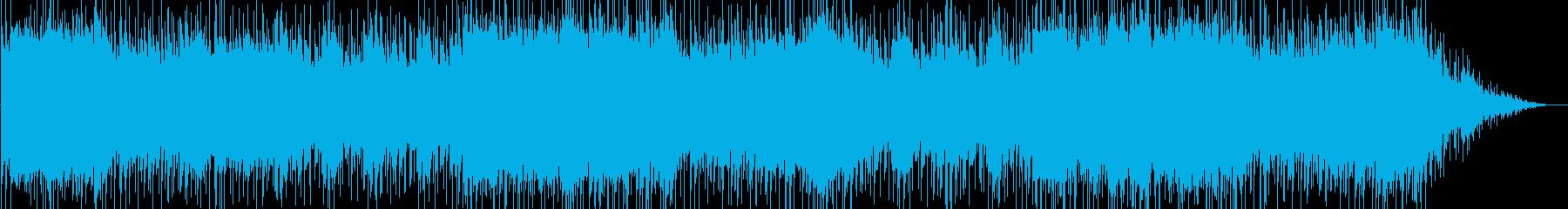 バトル・アイリッシュ・ハードロックの再生済みの波形