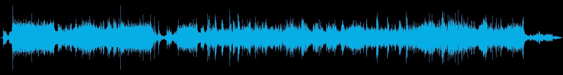 キッチン シンク水流クリーン01の再生済みの波形