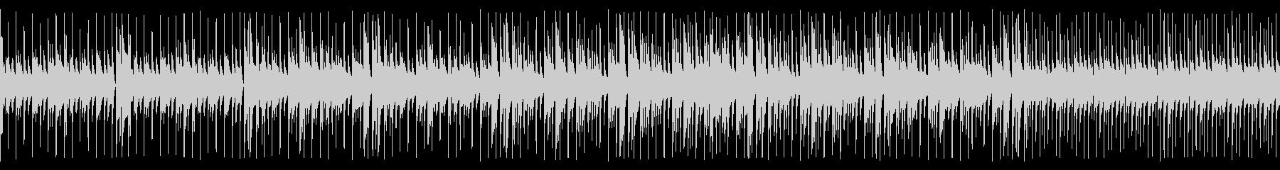 制限時間ありシンキングタイム ループ仕様の未再生の波形