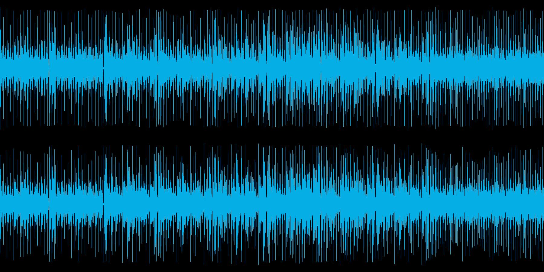制限時間ありシンキングタイム ループ仕様の再生済みの波形