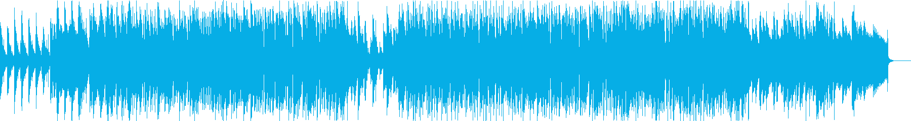 おしゃれなジャズ/大人なBarにぴったりの再生済みの波形