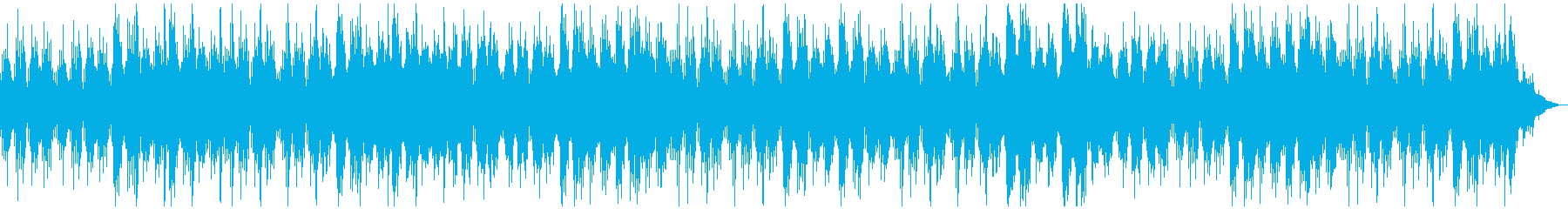 瞑想やヨガ、睡眠誘導のための音楽 07bの再生済みの波形