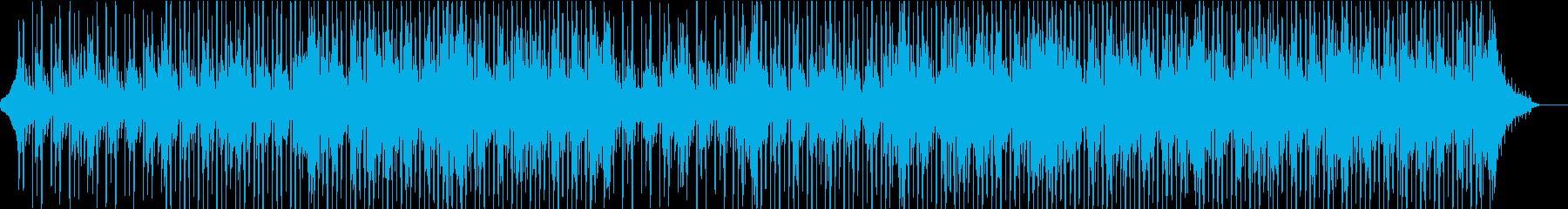 企業VP02、CM、商品紹介、シンプルの再生済みの波形