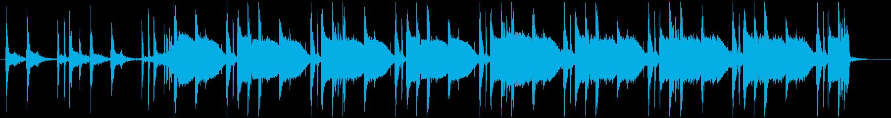 甘いスロウビート/イントロの再生済みの波形