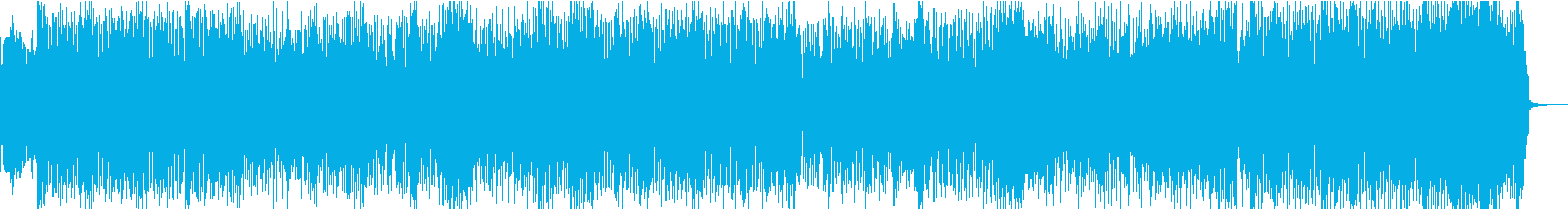 華やかで元気なオープニングBGMです。の再生済みの波形