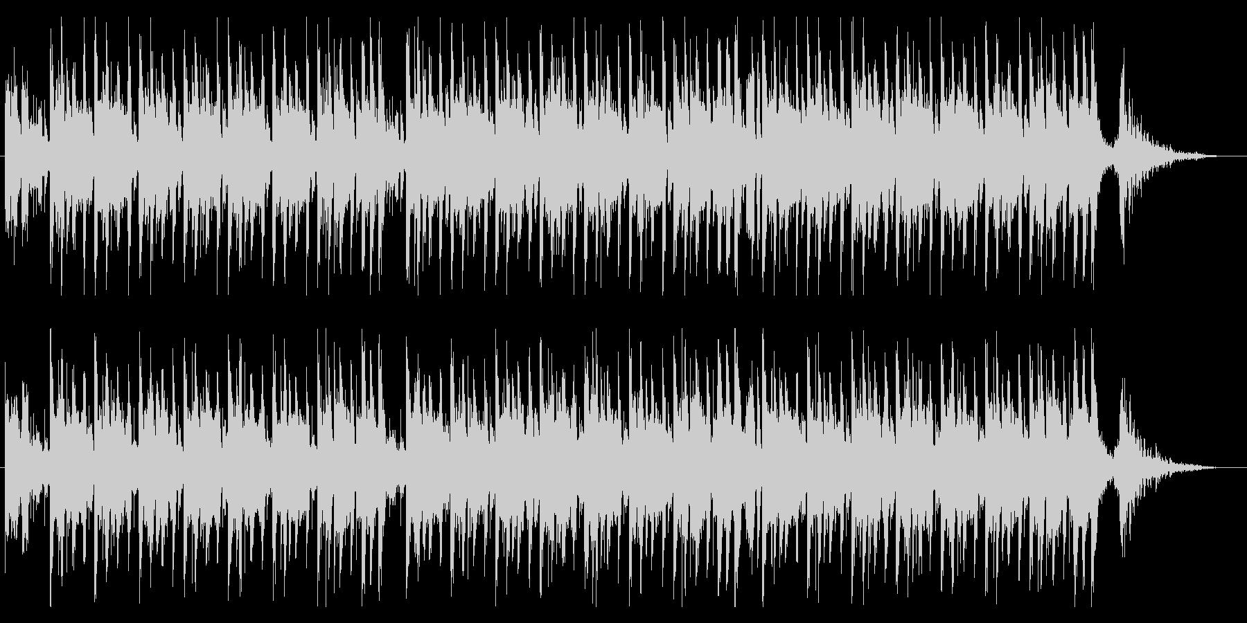 SunsetOnTheBeach 60秒の未再生の波形