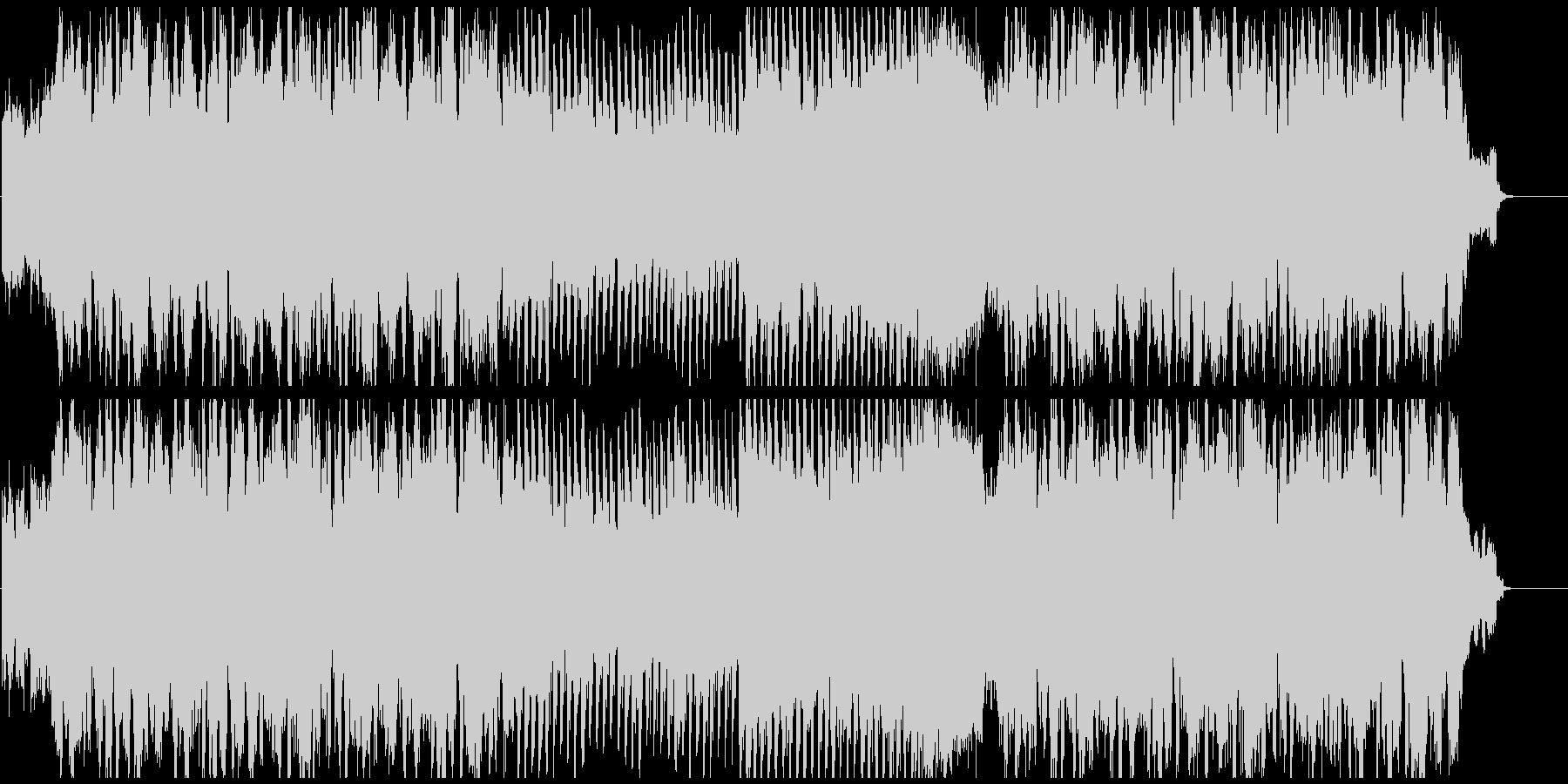 フューチャーベース+和楽器! 篠笛生演奏の未再生の波形