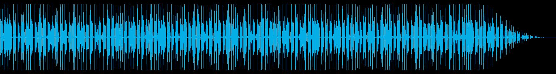 結婚式の定番「婚礼の合唱」脱力系アレンジの再生済みの波形