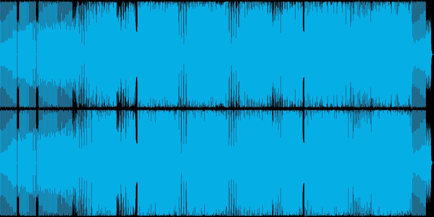 反射、ノスタルジック、哀ist、軽...の再生済みの波形