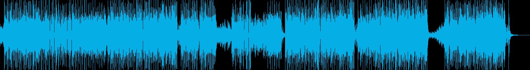 胸キュン・可愛い雰囲気のポップ 長尺★の再生済みの波形