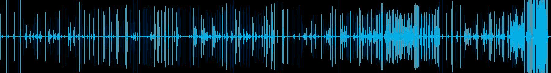 三味線193紀州道成寺9祈り絵巻安珍清姫の再生済みの波形