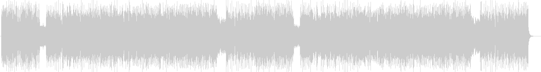 「HR/HM」「METAL」BGM271の未再生の波形