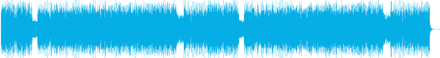 「HR/HM」「METAL」BGM271の再生済みの波形