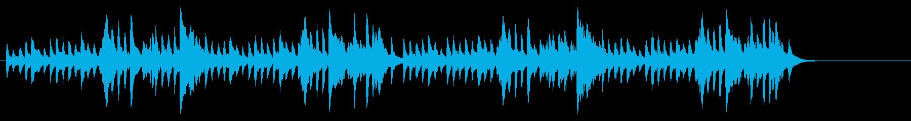 ソナチネよりロンド(ベートーヴェン)の再生済みの波形