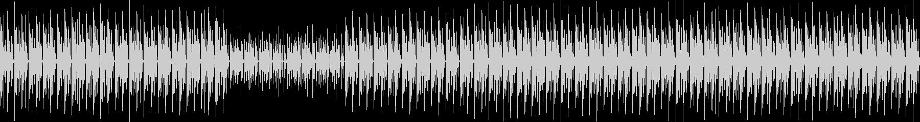 (loop)ミニゲーム風ファンシーポップの未再生の波形