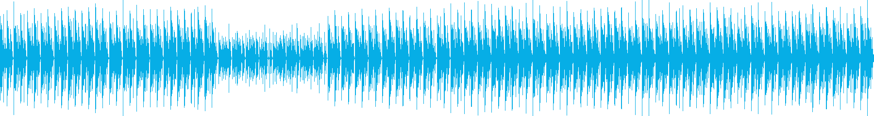(loop)ミニゲーム風ファンシーポップの再生済みの波形