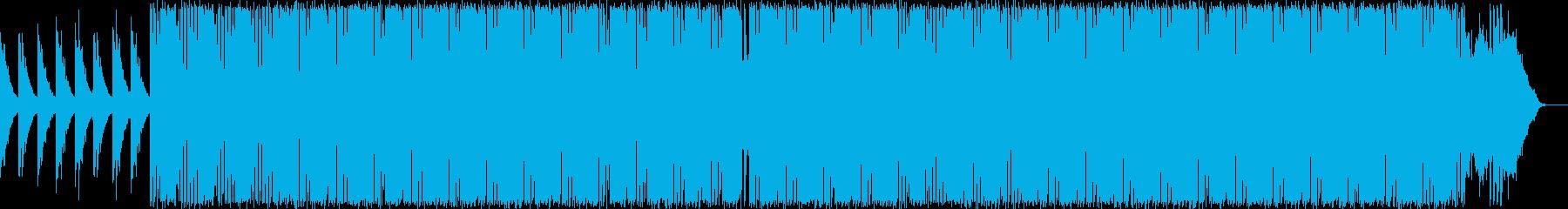 心に響くリフにソリッドなビートのインストの再生済みの波形