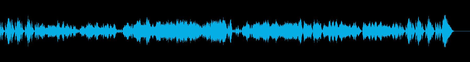 RV522_2『ラルゲット』ビバルディの再生済みの波形