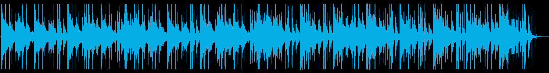 神秘的/ヒーリング_No477_2の再生済みの波形