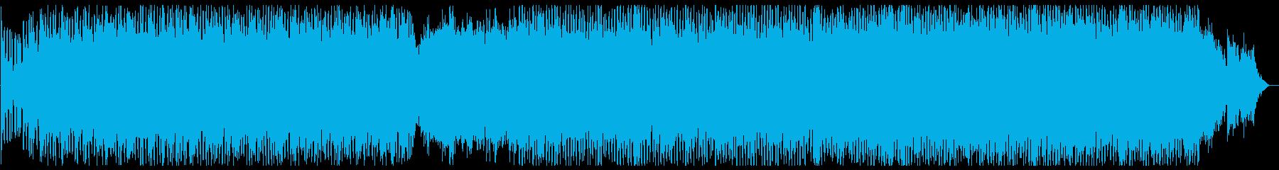 ★SFアニメ★近未来の歓楽街で起こる事件の再生済みの波形