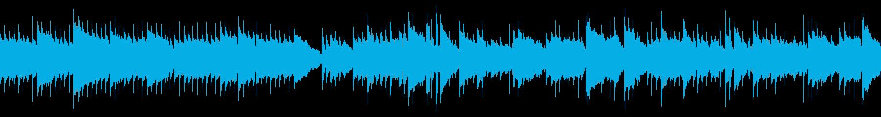 生演奏アコギが綺麗で暖かく切ないバラードの再生済みの波形