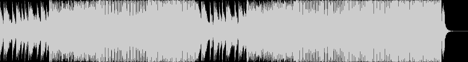 エモーショナルなEDMの未再生の波形