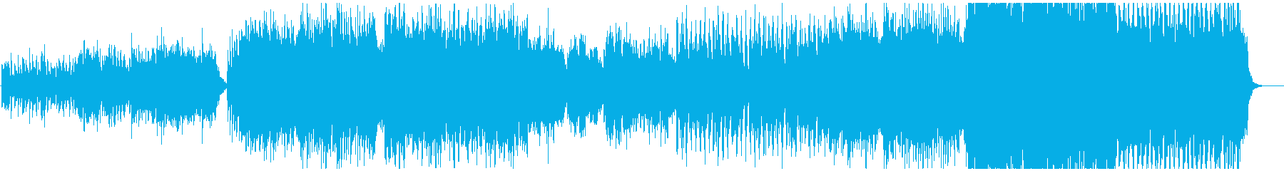 透明感のあるトロピカルポップファンタジーの再生済みの波形