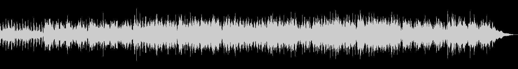 Oriental musicの未再生の波形
