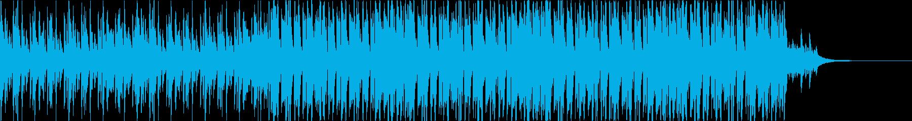 Pf「遊覧」和風現代ジャズの再生済みの波形