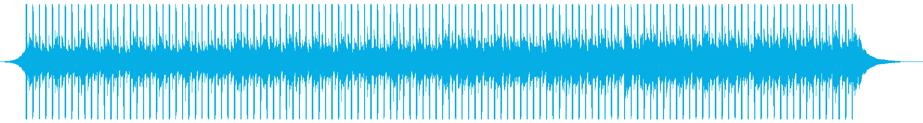 テクノロジー株式会社(中)の再生済みの波形