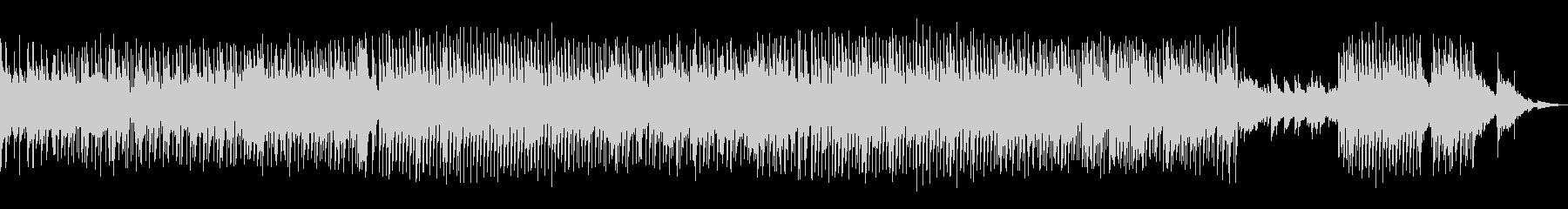 キュートなイメージの楽曲です。の未再生の波形