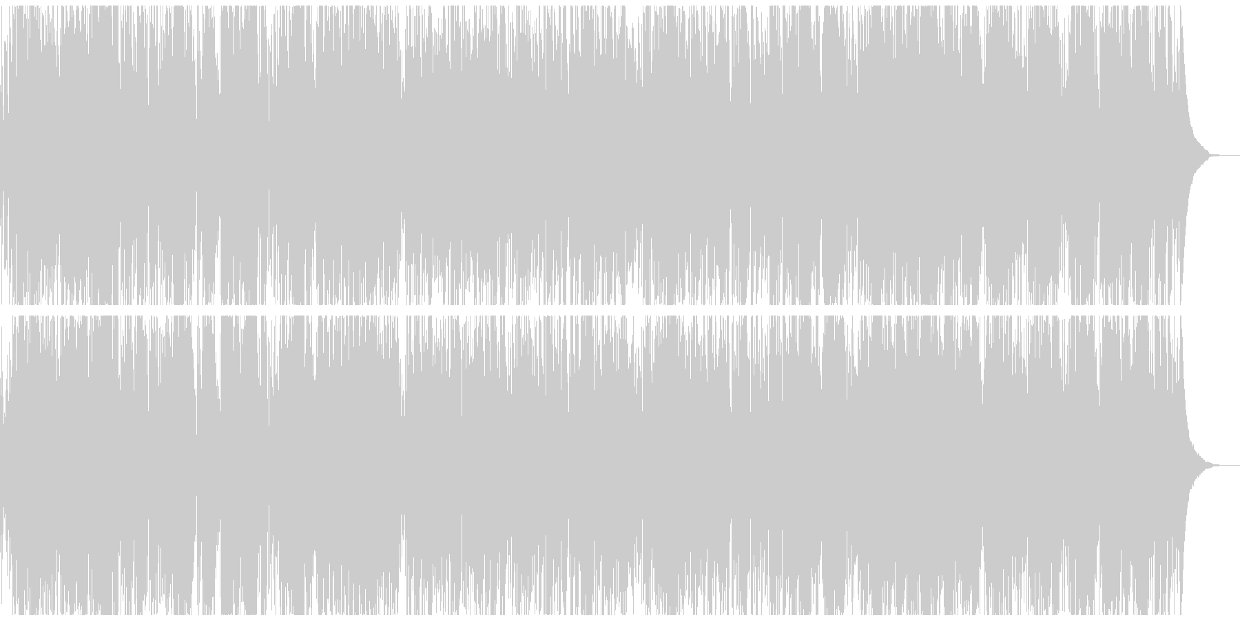 【生演奏】おしゃれな大人のジャズサンバの未再生の波形