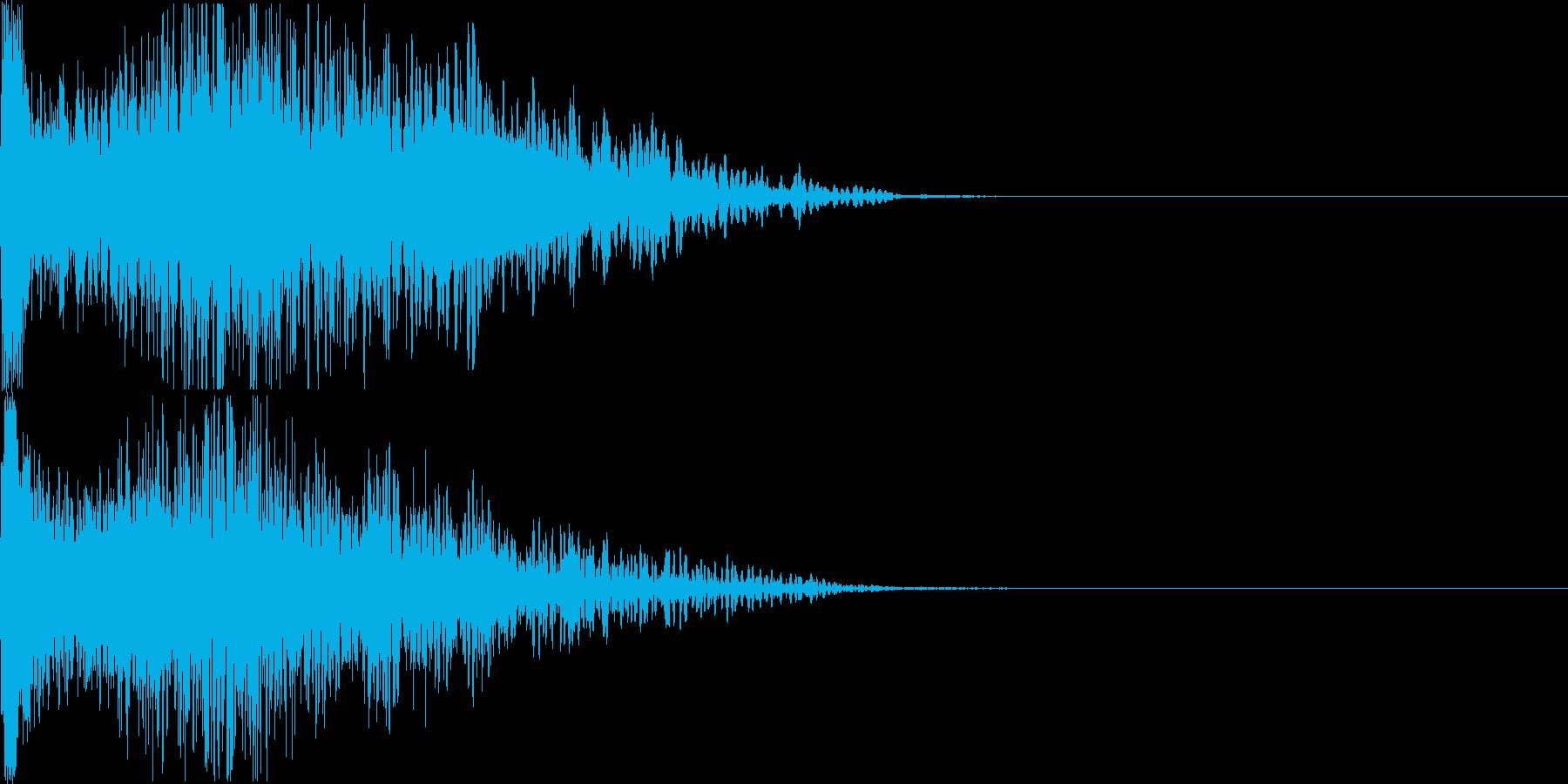 ロボット 合体 ガシーン キュイン 29の再生済みの波形