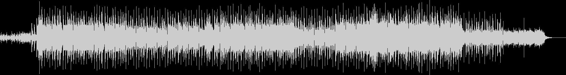 ヒップホップ チル1の未再生の波形