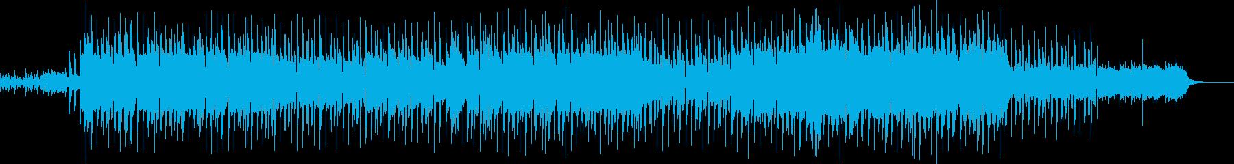 ヒップホップ チル1の再生済みの波形