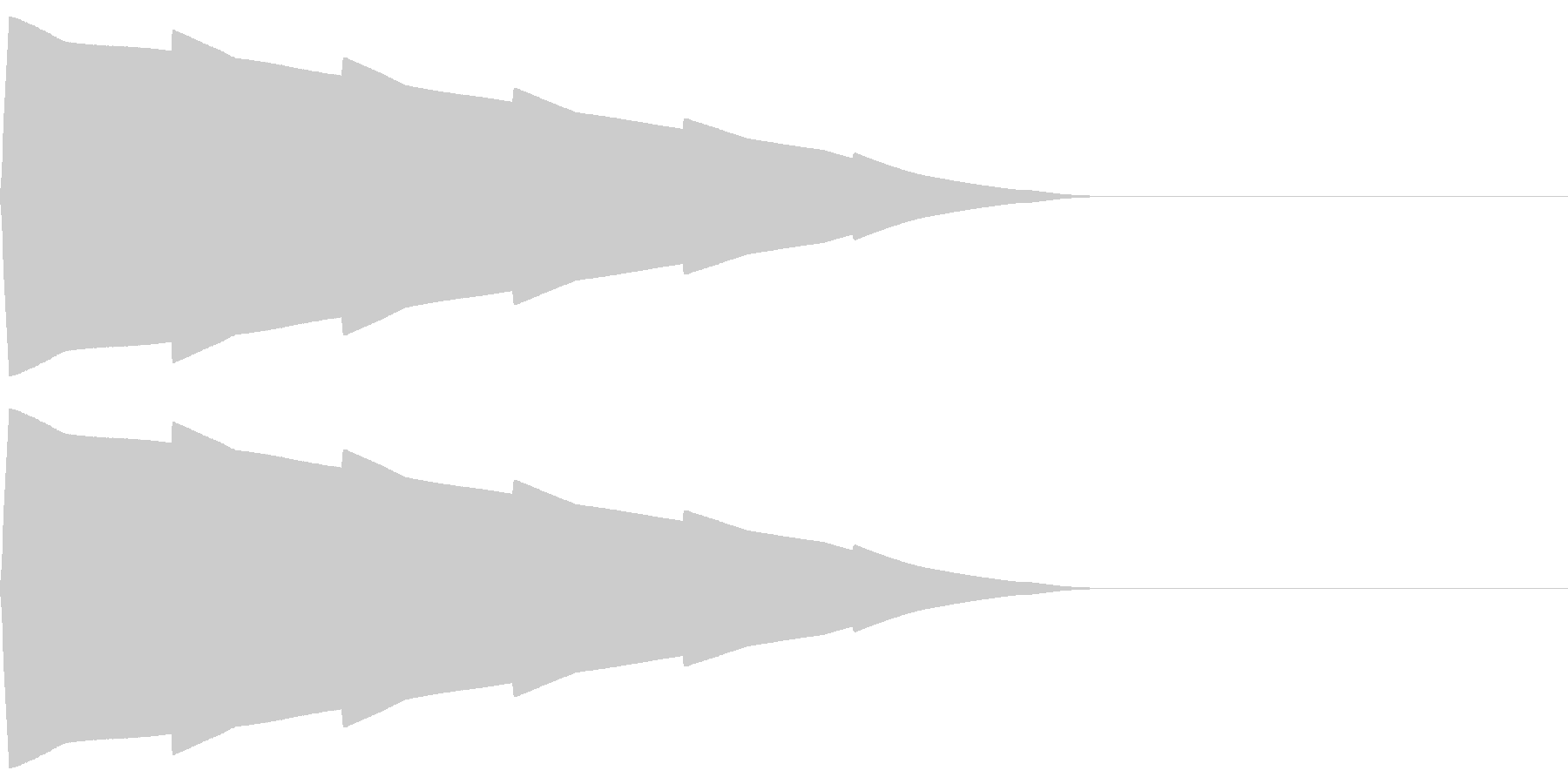ポーンポーン(エラー宇宙/ファミコンSFの未再生の波形