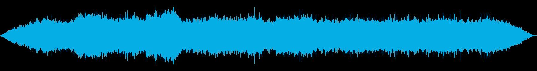 シーオーシャンストーム3-ヘビーウ...の再生済みの波形