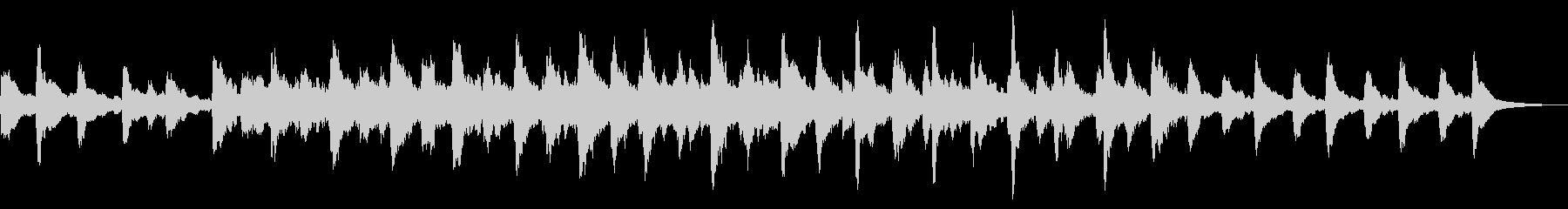 レプトン・チャーチ・ベルズ:1回鳴...の未再生の波形