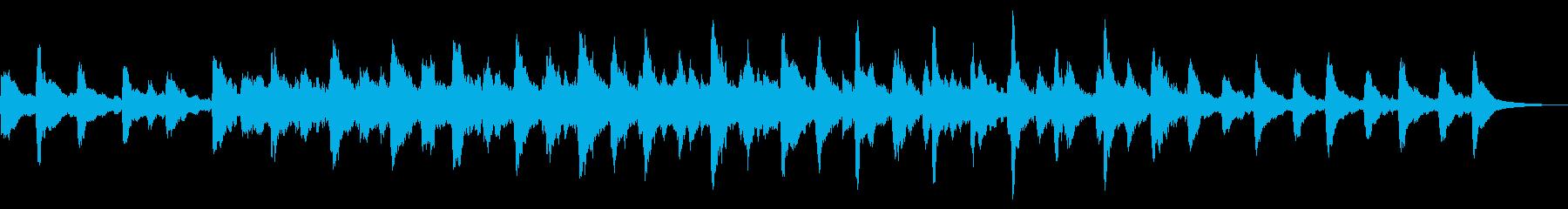 レプトン・チャーチ・ベルズ:1回鳴...の再生済みの波形