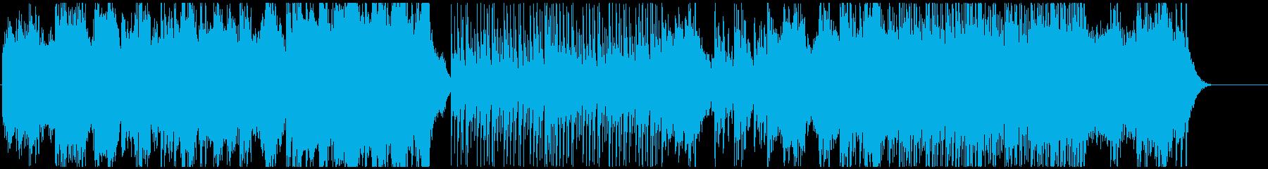 現代的 交響曲 広い 壮大 荘厳 ...の再生済みの波形